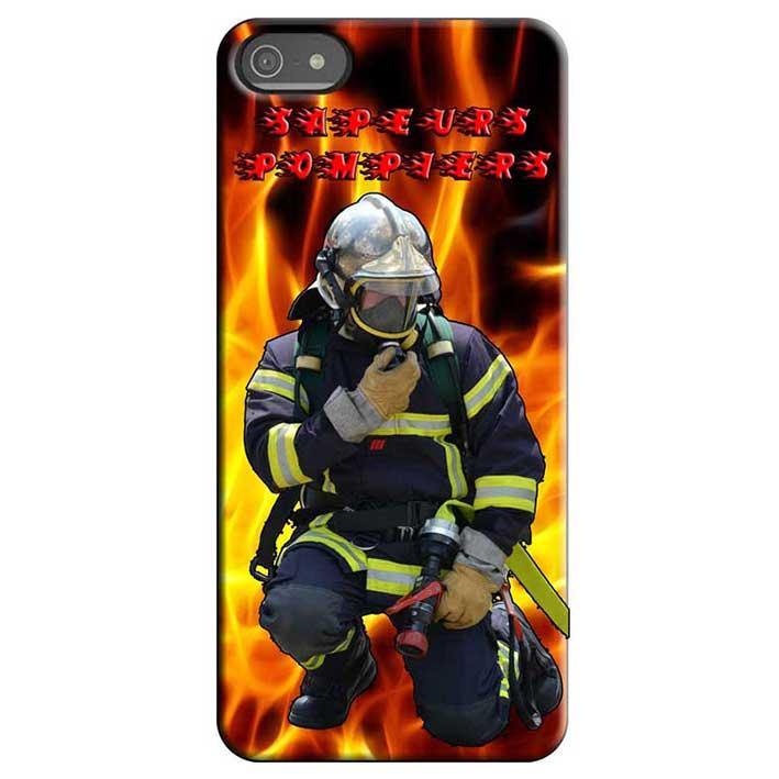 coque huawei p10 lite pompier