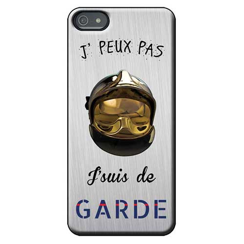 coque iphone 8 pompier
