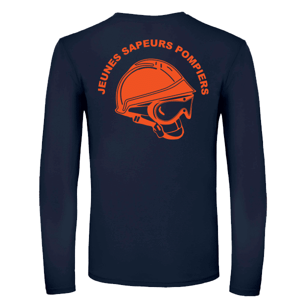 Tee Shirt Casque JSP en vente sur www.laboutiquedespompiers.fr