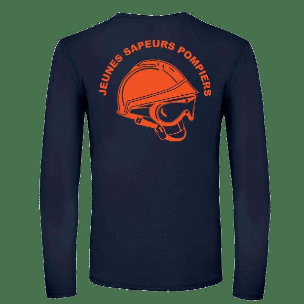 vente professionnelle à bas prix mode de vente chaude T-shirt JSP Casque -Manches Longues