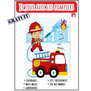 Livret jeu pompier