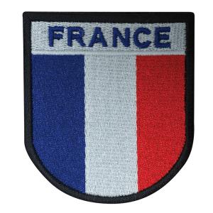 Ecusson pompier FRANCE brodé