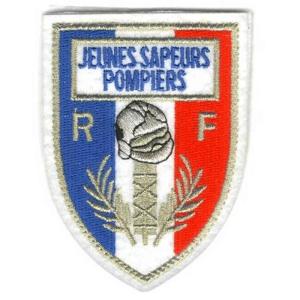 Ecusson JSP brodé