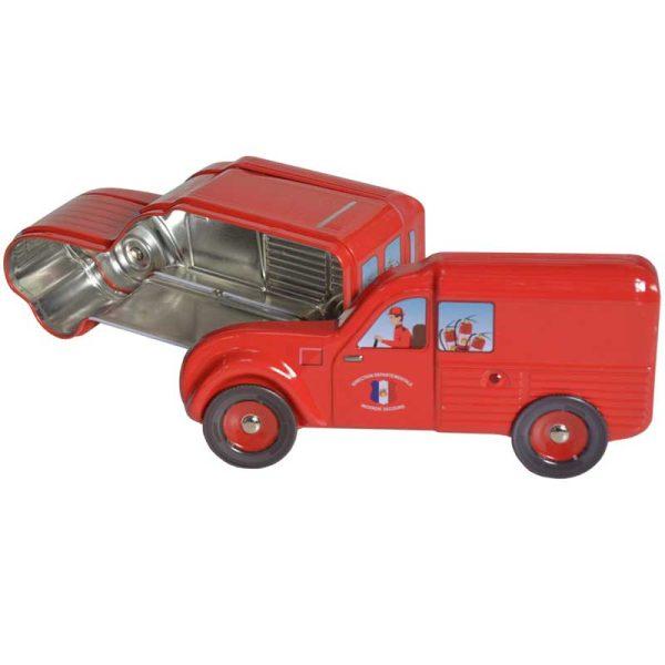 Tirelire pompier